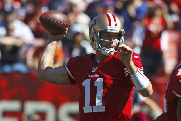 Alex Smith Injury: Updates on 49ers QB's Finger