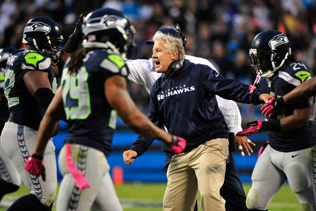 Seahawks vs. Panthers: Seattle's Late-Game Goal-Line Stand Seals the Deal