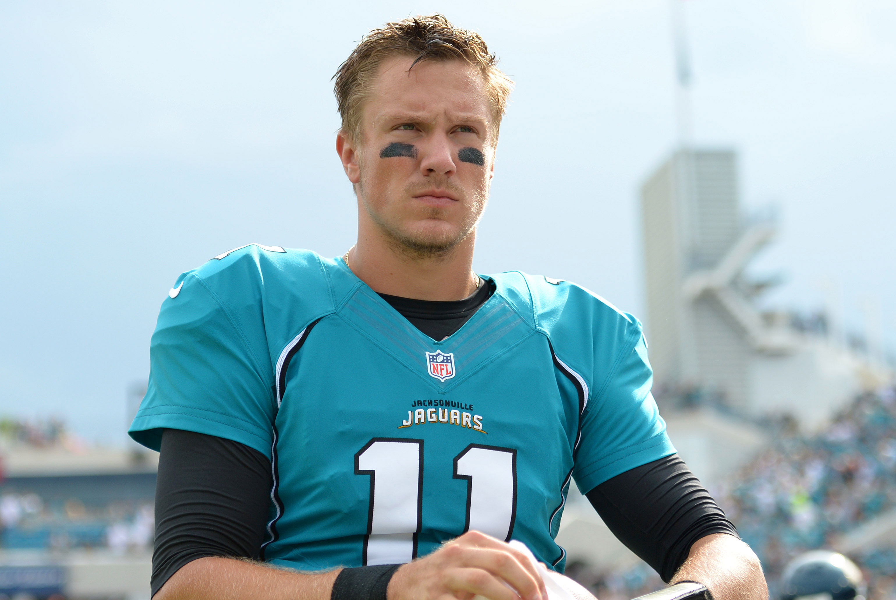 Blaine Gabbert Clearly A Dud So How Do Jaguars Move On