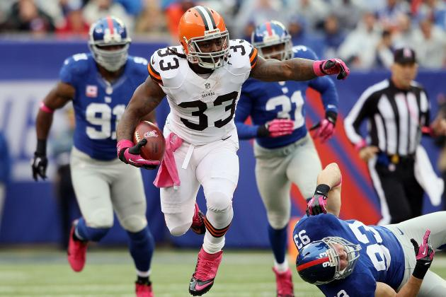 Week 6 Fantasy Football Projections: Running Backs Who Will Carry Your Team