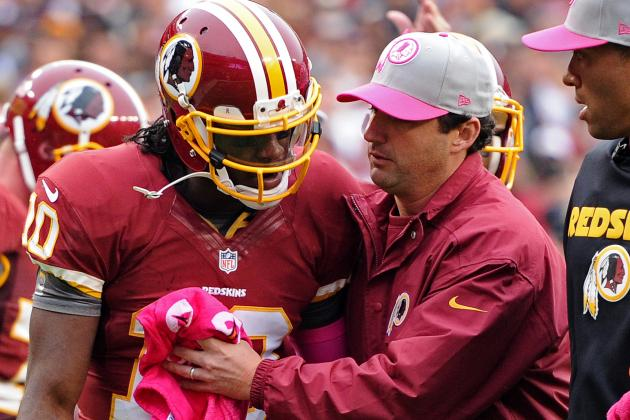 NFL Will Look into Redskins' Reporting of RG3 Injury