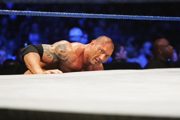 Dave Batista: Former Wrestler's Miserable MMA Debut Should Send Him Back to WWE