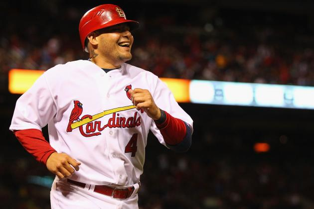 St. Louis Cardinals: Will Yadier Molina Step Up in the 2012 Playoffs?
