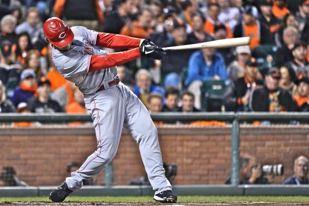 Cincinnati Reds vs. San Francisco Giants Game 2: Live Score, NLDS Analysis