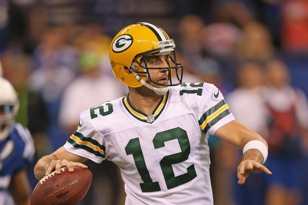 Rodgers Quickly Reaches 100 More TD Passes Than Picks