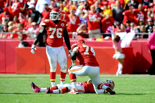 Chief Rips Fans for Cheering Cassel Injury