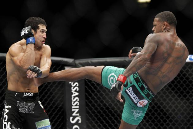 UFC on FX 5: Is Michael Johnson the Best Hope for the Blackzilians?
