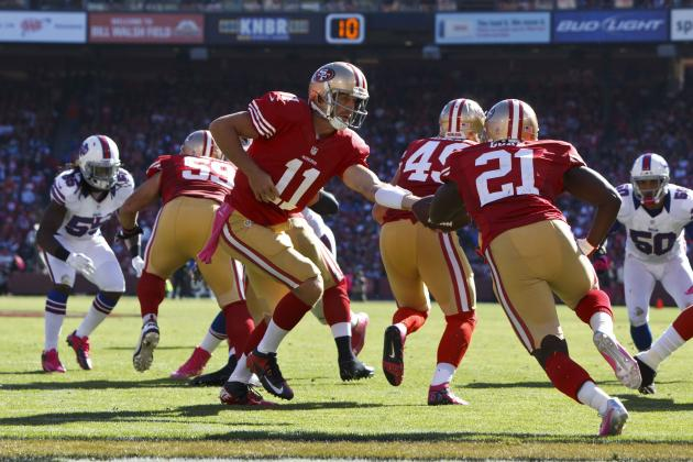 Why San Francisco 49ers, Not Unbeaten Texans or Falcons, are NFL's Best Team