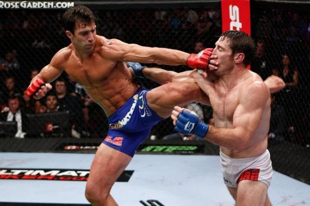Jacare Souza vs. Lorenz Larkin: Luke Rockhold's Injury Means It Should Happen