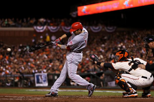 NLDS: Cincinnati Reds Make Statement in Game 2 Beatdown of San Francisco Giants