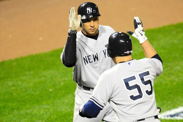 Yankees vs. Orioles: New York Notches 7-2 Win with 9th-Inning Rally