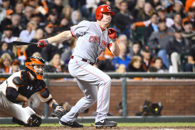 Reds vs. Giants: Cincinnati Slugs Its Way To 2-0 NLDS Lead
