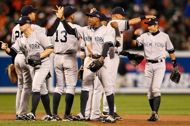 Yankees vs. Orioles: Game 1 Win Shows These Yankees Are for Real