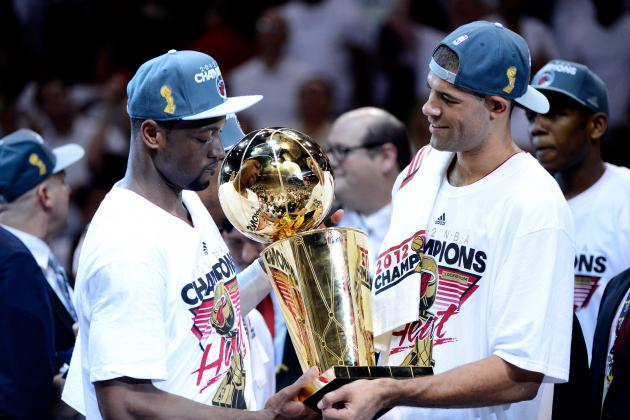 Why Dwyane Wade Is the Perfect Miami Heat Teammate