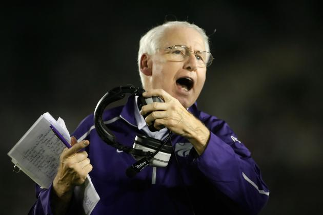 Kansas State Football: Bill Snyder Proving That Old Coaches Can Still Win