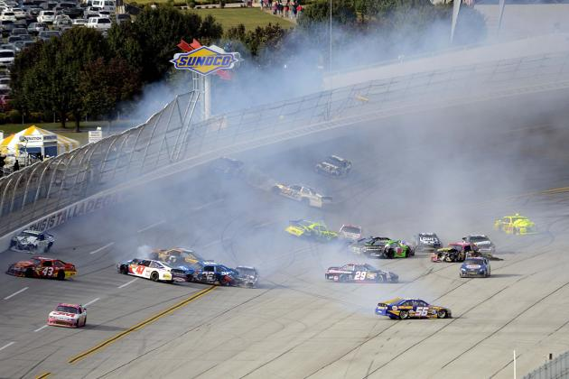 Should NASCAR Penalize Tony Stewart for Talladega Debacle?