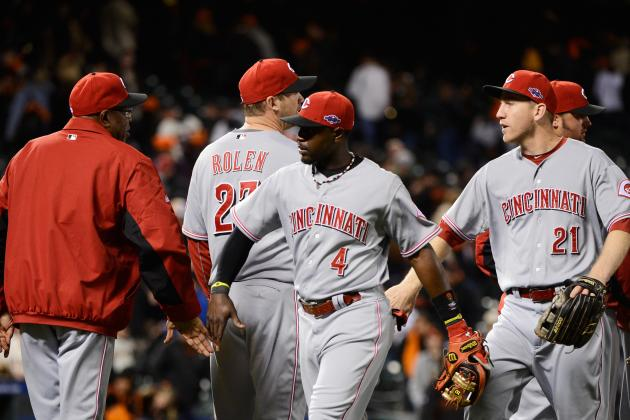 2012 NLDS: Why the Giants Are Done, and Why the Reds Look Really Scary