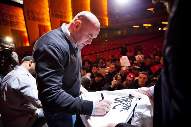 UFC: The Current State of Mixed Martial Arts and Its Premier Organisation