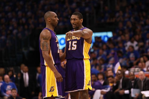 Why L.A. Lakers Should Cut Ties with Metta World Peace After This Season