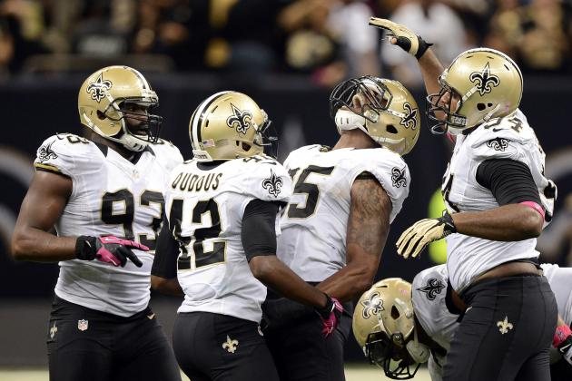 New Orleans Saints: 4 Improvements Saints Must Make During Bye Week