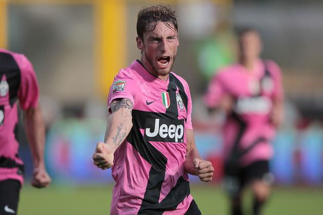 Claudio Marchisio and Juventus Show Resilience in Late Win over Siena