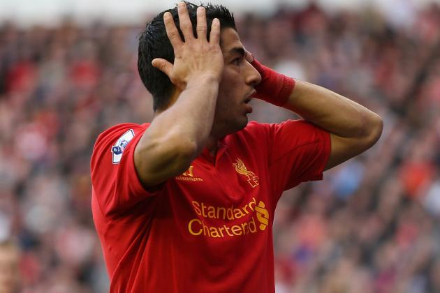 Liverpool's Luis Suarez Should Be Punished by FA for 'diving'