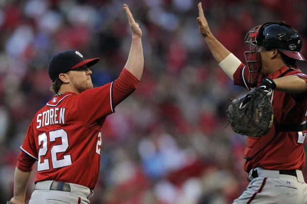 Why Stephen Strasburg's Absence Shouldn't Affect Washington's 'Favorites' Status