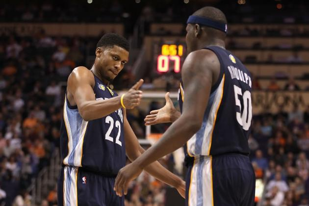 Memphis Grizzlies: Zach Randolph and Rudy Gay Make a Dangerous Team
