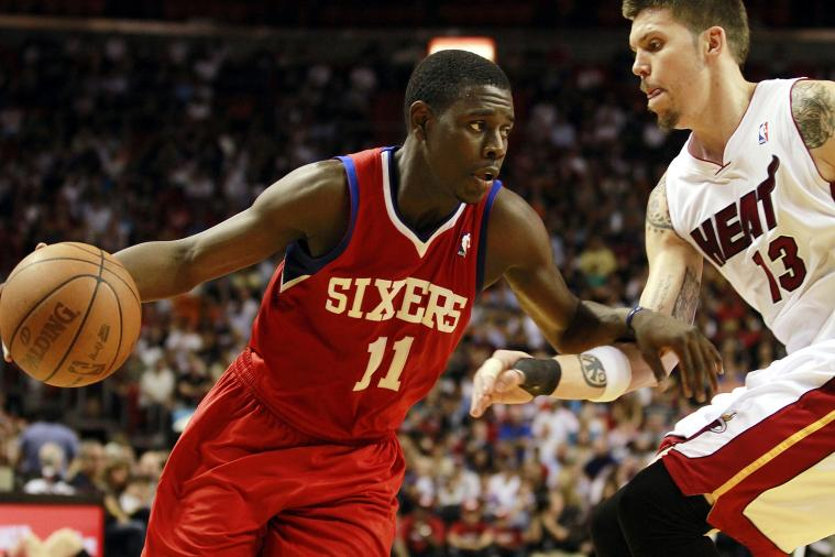 Philadelphia 76ers Must Lock Up Jrue Holiday Now to Extend Andrew Bynum Later