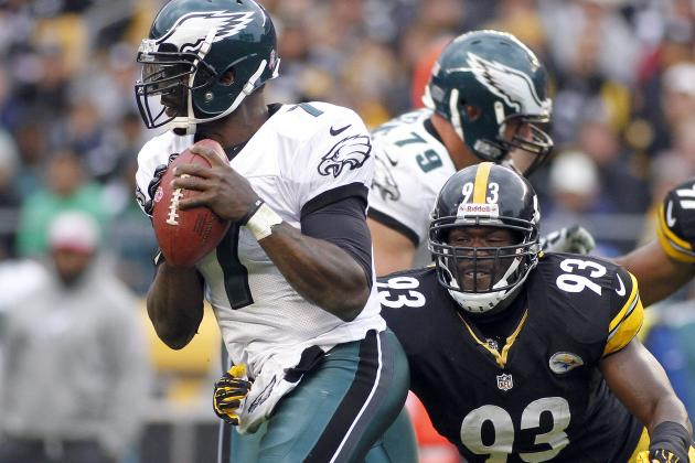 Vick on Fumbles: 'I Don't Have Any Explanation'
