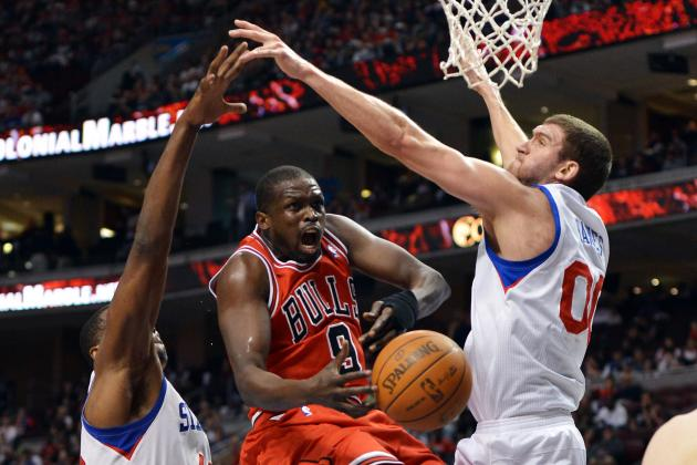 Why Luol Deng Will Overcome Troublesome Wrist to Fill Derrick Rose's Shoes