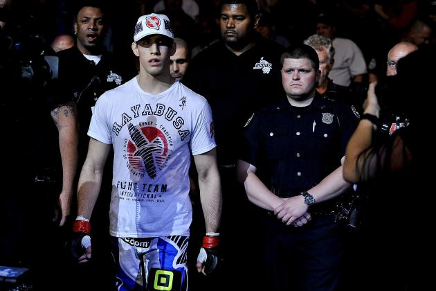 Rory MacDonald: Is He Setting Himself Up for Failure by Doing Things 'His Way'?