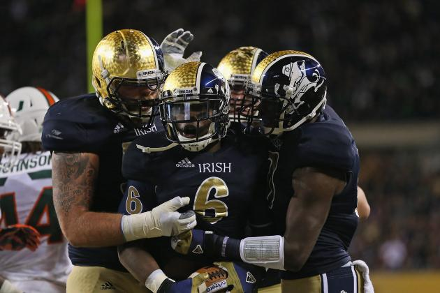 Notre Dame: Wake Up the Echoes, the Irish Are Primed for a BCS Run