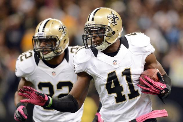 Drew Brees' Proud Night Fails to Mask Saints' Issues