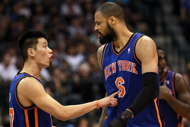 Chandler Didn't Think Lin Ran the Knicks Offense Correctly