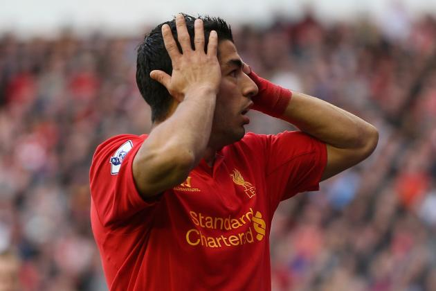 Luis Suarez's Diving Could Cost Liverpool This Season