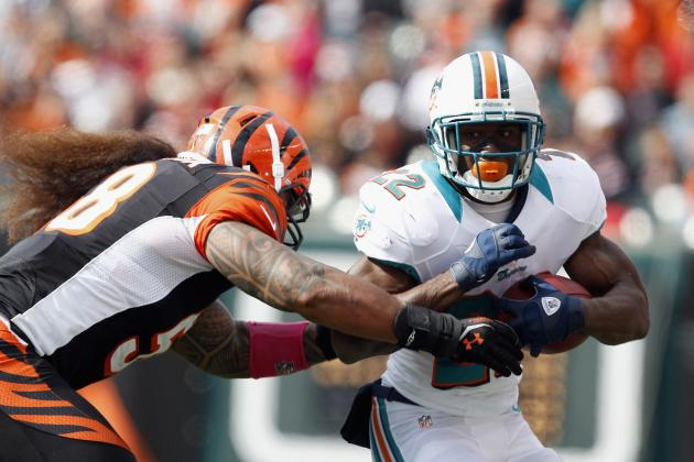 Three Things on Miami Dolphins 17, Cincinnati Bengals 13