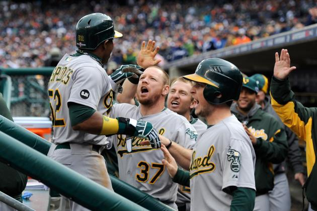 MLB Playoffs 2012: Teams Built to Make a Comeback