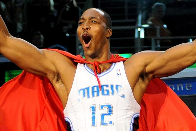 Dwight Howard Ditches Superman Moniker for Iron Man