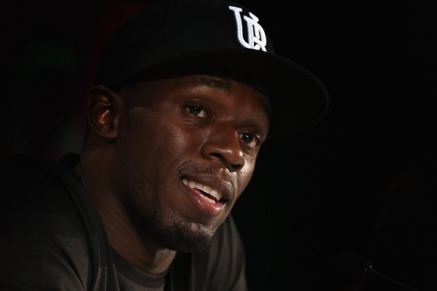 Bolt Aims to Defend Titles in Rio
