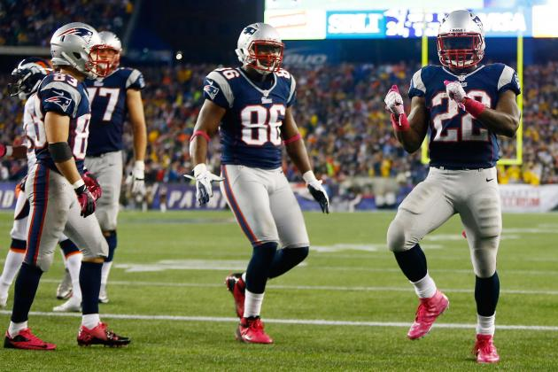Breaking Down the New England Patriots' Underrated Running Game