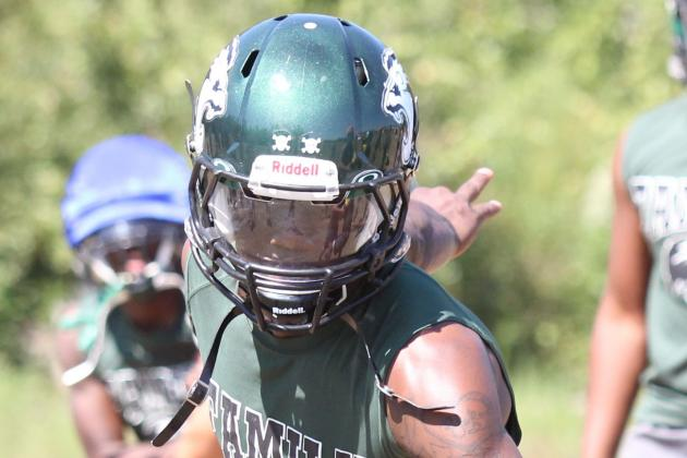 Chevoski Collins: What Newly Committed 4-Star ATH Brings to Texas Longhorns