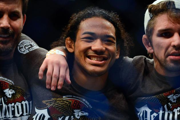 Champion to Champion: Benson Henderson Says Jon Jones Got a 'raw Deal'