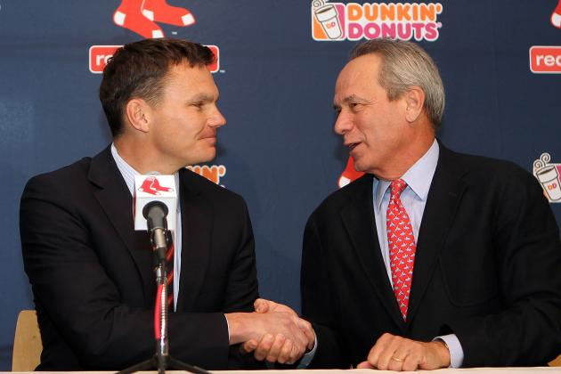 Larry Lucchino on the Red Sox: 'Myriad Changes Will Be Made'