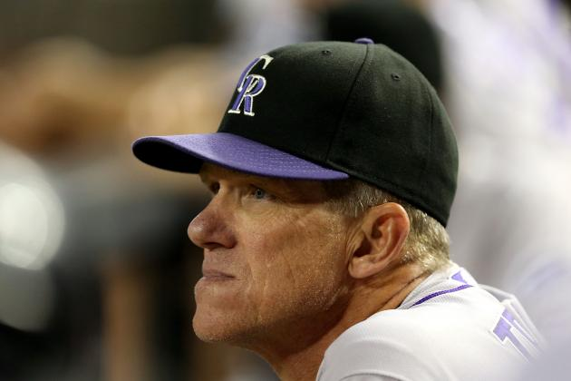 Rockies' Players Praise Jim Tracy, Are Surprised by Resignation