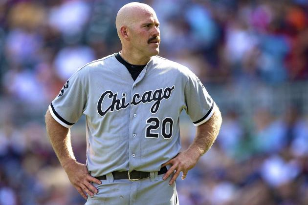 Chicago White Sox: Re-Signing Kevin Youkilis May Be Best Option at Third Base