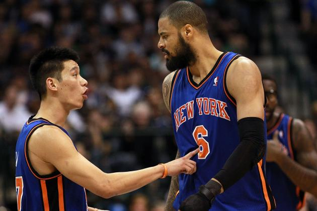 Jeremy Lin: Tyson Chandler's Negative Comments Toward Rockets PG Make No Sense