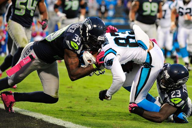 Seattle Seahawks Defense Dominates in 16-12 Win over Carolina Panthers