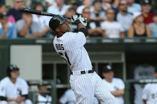 Chicago White Sox: Why Alex Rios Should Win the AL Comeback Player of the Year