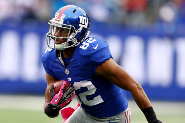 Rueben Randle Credits Eli Manning for Big Giants Game
